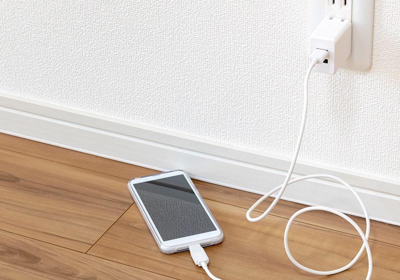 蓄電池なら災害時にも電力が使える